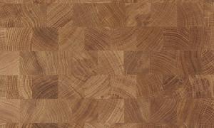 Tuscan Solid Woods - Oak End Grain - 1200 x 720 x 50mm