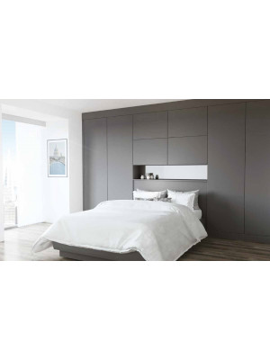 Alto Bedrooms - Supermatt Graphite